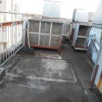 屋上の雨漏り修理の施工事例1 Before1