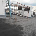 屋上の雨漏り修理の施工事例1 Before3