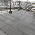 屋上の防水工事の施工事例2 Before1