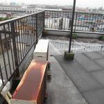 屋上の防水工事の施工事例2 Before3
