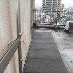 屋上の防水工事の施工事例2 Before4