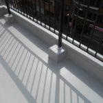 屋上の防水工事の施工事例2 After3