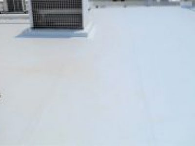 屋上シート防水工事-大阪市生野区 R工場:施工事例89