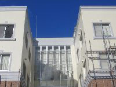 外壁塗装工事-大阪府豊中市 福祉施設:施工事例91