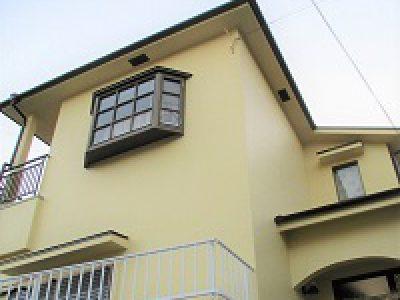 外壁塗装工事-大阪府池田市 M様邸①:施工事例108