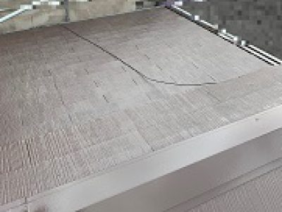 屋根塗装工事-大阪市東成区 H様邸②:施工事例115