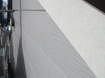 外壁塗装工事-大阪市東成区 H様邸①:施工事例114