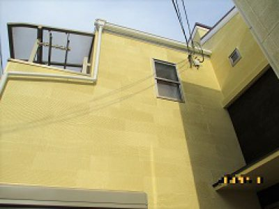 外壁塗装工事-大阪市淀川区 K様邸①:施工事例130