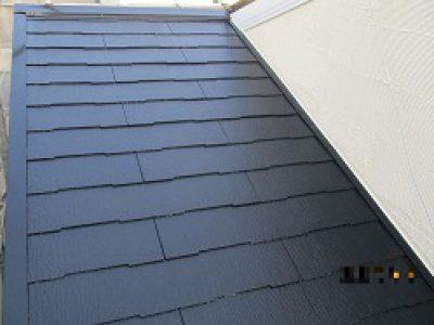 屋根塗装工事-大阪市淀川区 M様邸②:施工事例133