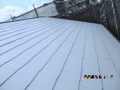 屋根塗装工事-大阪市城東区 N様邸②:施工事例140