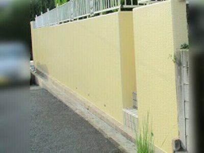 外塀塗装工事-大阪府枚方市 S様邸⑤:施工事例146